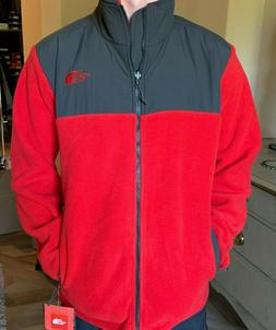 The North Face MEN'S DENALI JACKET size XL $179 Red Grey 3