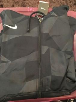 Nike Therma-Fit Full Zip Hoodie Stay Warm Jacket Men's 2XL B