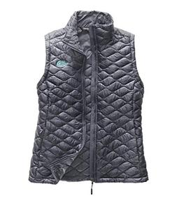 The North Face Women's Thermoball Vest, Grisaille Grey/Min