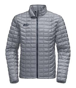 The North Face Men's Thermoball Full Zip Jacket Mid Grey/Urb
