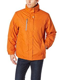 White Sierra Men's Three Season Jacket, XX-Large, Tango Red