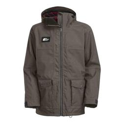 The North Face Tight Ship Jacket Men's - Graphite Gray  New