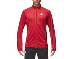 adidas TIRO 17 Men's Full-Zip Training Jacket with Thumb hol