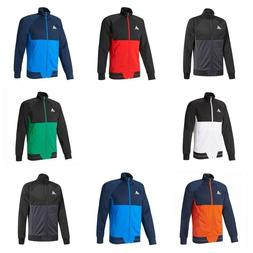 Adidas Tiro 17 Mens Training Jacket Track Top Jumper Gym Foo