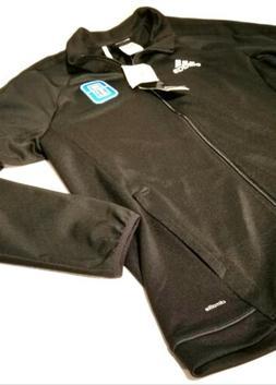 Adidas Tiro 17 Soccer training Jacket Black Adult Men Size M