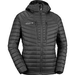 Columbia Titanium Altitude Tracker Hooded Jacket - Men's Bla