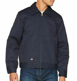 Dickies TJ15DNXXL Navy Lined Eisenhower Jacket - Extra Extra