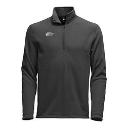 The North Face Men's TKA 100 Glacier 1/4 Zip Fleece, Asphalt