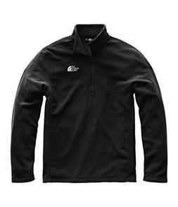 The North Face TKA 100 Glacier 1/4 Zip Fleece Men's High Ris