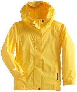 White Sierra Boys Trabagon Jacket, Large, Bright Yellow