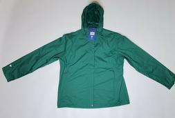 White Sierra Trabagon Rain Shell Windbreaker Jacket Men's La