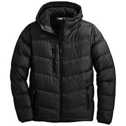 Outdoor Research Men's Transcendent Down Hoody, Black, Large
