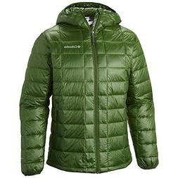 Columbia Men's Trask Mountain 650 TurboDown¿ Hooded Jacket