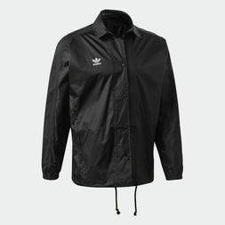 Adidas Originals Trefoil Coach Black fashion Lifestyle Men's