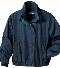 Tri-Mountain Men's Big And Tall Heavyweight Water Resistant