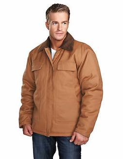 Tri-Mountain Men's Heavyweight Long Sleeve Lining Shell Fash