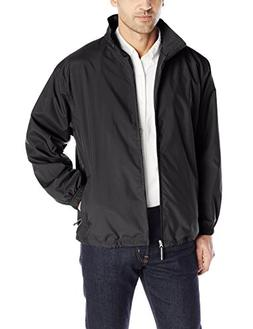 Charles River Apparel Men's Triumph Jacket, Black, XXL