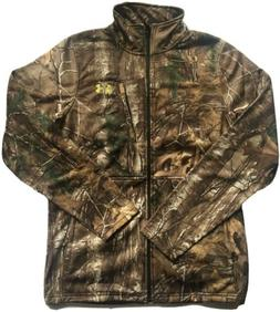 Under Armour UA Hunt Men's Jacket Camo Size Small NEW Zip