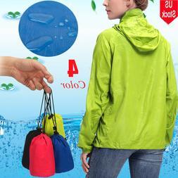 US Men and Women Waterproof Windproof Jacket Outdoor Bicycle