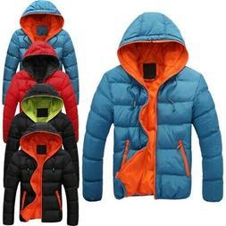 US Men's Winter Warm Duck Down Jacket Ski Jacket Snow Thick