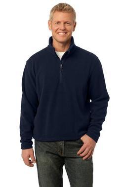 value fleece 1 4 zip