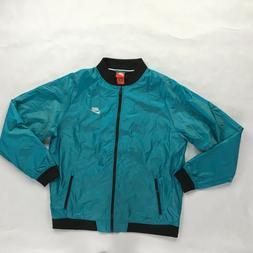 Nike Varsity Jacket Windrunner Island Green Black 924517-416