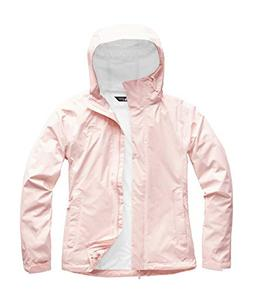 The North Face Women's Venture 2 Jacket, Pink Salt, Size X