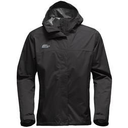 Men's The North Face Venture Ii Raincoat, Size Medium - Blac
