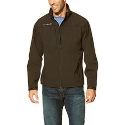 Ariat Men's Vernon Softshell Jacket, Black, XX-Large