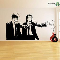 wall decal vinyl decoration banksy