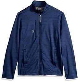 IZOD Men's Water Proof Jacket, Club Blue, X-Large
