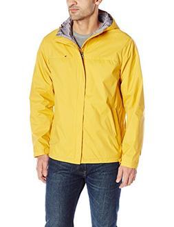 waterproof breathable hooded jacket