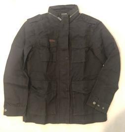 WenVen Men's Casual Military Jacket, M