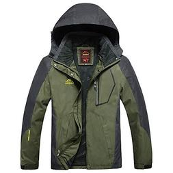Pandaie-Mens Product Winter Coats for Men Big and Tall. Hood