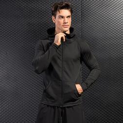 Winter Hooded <font><b>Sport</b></font> <font><b>Jacket</b><
