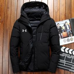 Under Armour Winter Men's UA Down Hooded Jacket Down Coat Pa