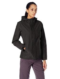 White Sierra Women's Rainier Jacket, Black, Small