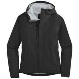 Outdoor Research Womens Panorama Point Jacket Black