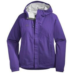 Outdoor Research Womens Panorama Point Jacket Purple Rain He