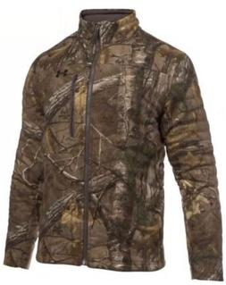 Under Armour Men's Extreme Wool Jacket,Realtree Ap-Xtra /Bla
