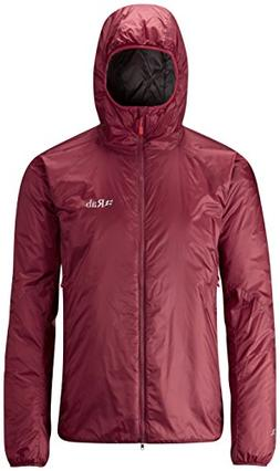 Rab Xenon X Jacket - Men's Paprika/Zinc Medium