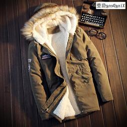 XingDeng <font><b>Men</b></font> Coats Winter Casual <font><