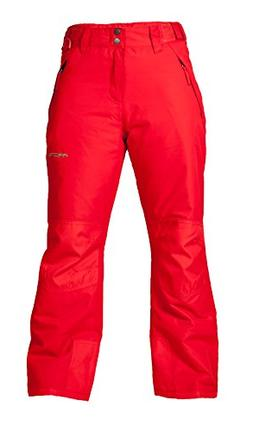 Arctix Youth Snow Pants with Reinforced Knees and Seat, Form