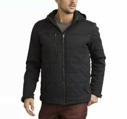 zion quilted jacket coat men s large