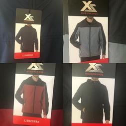 ZX Zeroxposur Men Jacket Windbreaker Light Hardshell Packabl